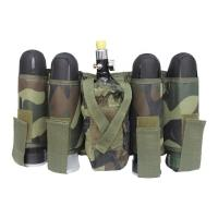 Quality Durable Paintball Tactical Gear 4+1 Harness Pack For Camping Game Using for sale