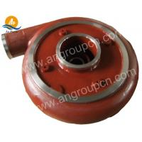 Buy cheap slurry pump casing from wholesalers