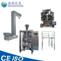 Quality High Accuracy Multihead Weigher Packing Machine / Potato Chip Packaging Machine for sale