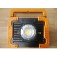 Quality Rotatable Stand Wireless Work Light / Emergency Work Light Power Bank For Cell Phone for sale