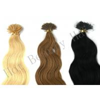 Quality Customized 100 Remy Pre Bonded Hair Extension Straight OEM ODM for sale