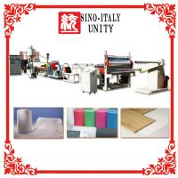 China Fast and Easy Epe foam extruder on sale