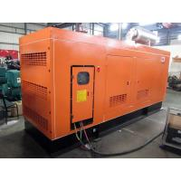 Quality Industrial Electric Generator 300KVA Soundproof Cummins Genset Diesel Generator for sale