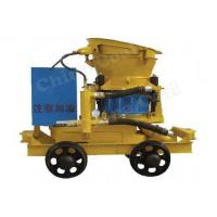 Quality PZ Mine use Electric Dry Shotcrete Machine for sale