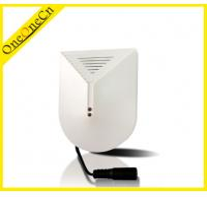 Quality 433MHZ Alarm Glass Break Sensor GSM+PSTN Alarm System With Dual LED Indication for sale