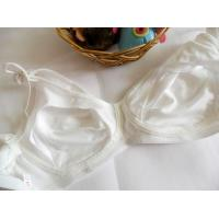 Quality OEM Polyester Breathable Padded underwire nursing Bra 32B for sale
