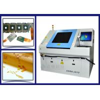 Quality 10W FPC Laser Depaneling Machine with 0.02mm Cutting Precision for sale