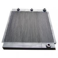 Quality Fully welded Air Compressor Heat Exchanger Electric Compact for sale