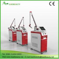 Quality Q switched tattoo removal machine new technology nd yag laser machine for sale