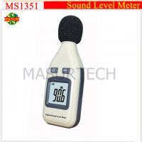 Quality sound level meter MS1351 for sale