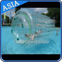 Quality Inflatable Aqua Roller Games For Outdoor Summer Water Entertainment for sale
