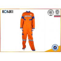 China Safety Wear High Visibility Workwear / Hi Vis Overalls For Industrial on sale
