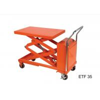 Quality Machinery Machine Electric Lift Table For Warehouse CE ISO Certificate for sale