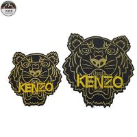 China Special Meaningful Design Embroidered Name Patches Customized Size For Jackets on sale