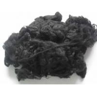 Quality dope dyed bamboo fiber cloth fiber for spinning grade, bamboo fiber price for sale