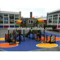Buy cheap park table tennis flooring from wholesalers