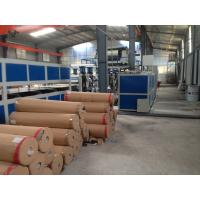 Quality 170mm 180mm Aluminum Foil Paper ExtrusionCoating Lamination Machine With Conveyor Cooler for sale