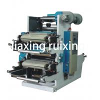 Quality Automatic Dual Color Flexo Non Woven Printing Machine High Precision for sale