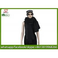 Quality 255g 200*90cm 100%Acrylic Woven scarf  Hot sale high quality keep warm fashion match clothes factory for sale