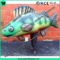 Quality Inflatable Fish Costume,Inflatable Fish Cartoon,Inflatable Fish Mascot, Tropical Fish for sale