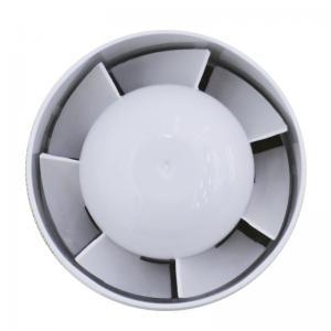 China Inline Ventilation Fan Pipeline Blower , 4 Inch 5 Inch 6 Inch Inline Exhaust Fan on sale