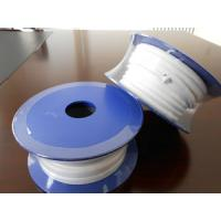 Buy White Expand PTFE Elastic Tape/ Belt/ Ribbon for Industrial Seal at wholesale prices