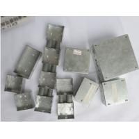 Quality 1.2mm Switches Rectangular Electrical Boxes And Covers IP55 Protection Level for sale