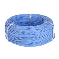 Quality Extreme Hot Resistant Silicone Jacketed Wire , 18 AWG Silicone Wire Easy Stripping for sale