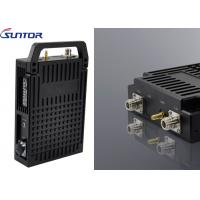 Quality High Bandwidth COFDM Wireless transmitter IP MESH Solution Transmission For 5KM for sale