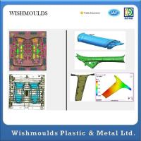 Buy cheap Custom Plastic Mould Maker Service 3D STP File For Prototype Injection Molding product