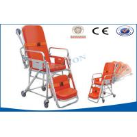 Quality Surgical Stretcher Chair , Hospital Automatic Loading Stretcher for sale