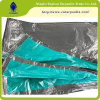 Buy cheap Hot sale  Green/Silver PE/poly tarp with  factory cheap  price for tent/cover from wholesalers
