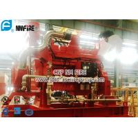Buy cheap FM Approval Netherlands Original DeMaas Fire Pump Diesel Engine Used In The Fire Water Pump Set With High Speed from wholesalers