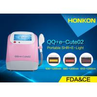 Quality G+E Handpiece Ipl Beauty Equipment , Ipl Laser Hair Removal Machine For Women for sale