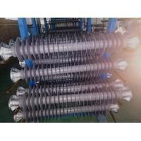Quality Customized 110kV 17.2kN Polymer Line Post Insulator With Flanges Coupling for sale