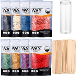 Quality 15 Farben Painless Depilatory Hard Wax Beads Haarentfernung 100g/3.5 OZ 15 Farben Hartwachsbohne for sale