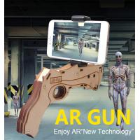 China New Fashion Product Bluetooth AR Toy Gun 3D Gaming Controller Gamepad for Mobile Games Suit for IOS Android on sale