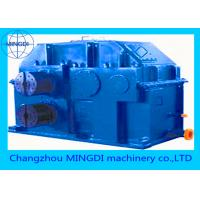 Quality Involute Helical Tooth Shaft Mounted Gearbox For Hoist High Transmission Efficiency for sale
