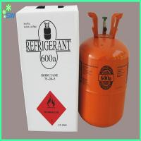 Quality High quality refrigerant gas R600A For Wholesale for sale