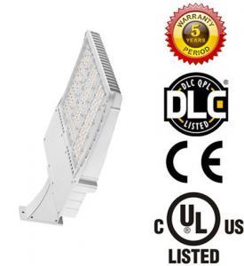 Buy cheap 300 Watt High Pole Roadway Parking Lot Led Light Fixtures Ultra Slim 120lm / W from wholesalers