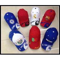Quality Promotional Custom 100% cotton Embroidery logo Baseball Cap /Sports Caps for sale