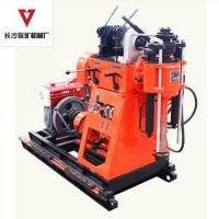 China 150m  Soil Boring Geotechnical Drill Rig With Mud Pump Incorporated For Soil Testing Multiple Function on sale