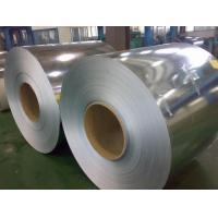 China JIS G3302 ASTM A653M / A924M Hot Dip Galvanized Steel Coil Custom on sale