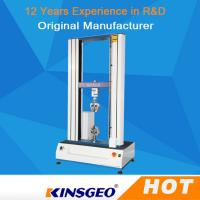 Buy cheap 0.5% Accuracy Peel Adhesion Shear Strength Testing Machine For Adhesive Products product