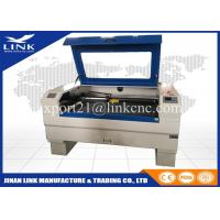 China High Accuracy Stepper Motor Laser Cutter And Engraver With Leetro 6595 Control System on sale