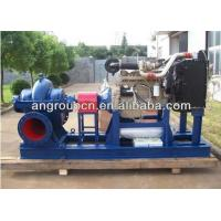 Quality QS agricultural irrigation diesel water pump for sale