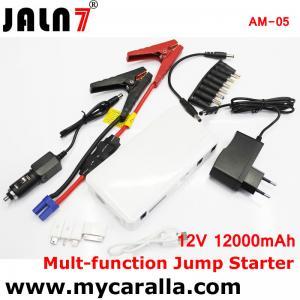 Quality JALN7® JALN7® Car Jump Starter Kit multifunción 12000mah cargador del coche de batería 12V for sale