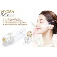 Buy cheap Tappy Tok Tok 64 Pins Needles Hydra Roller 64 Serum Applicator For Skin Renewing from wholesalers
