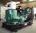 Quality AC synchronous 220V 60hz Cummins diesel generator set 375kva/300kw for sale