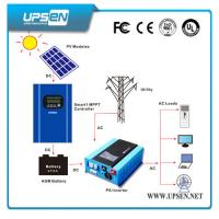 Quality Pure Sine Wave Hybrid Solar Inverter with LCD Display and UPS Function for sale